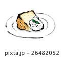 シフォンケーキ 26482052