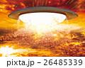 UFO 襲撃 宇宙戦争の写真 26485339