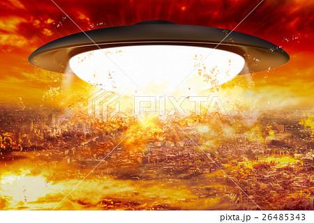 UFO襲来 26485343