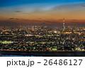 スカイツリー 都会 都市風景の写真 26486127
