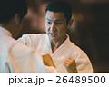武道 武道家 人物の写真 26489500