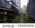 ビジネス街 オフィスビル街 オフィス街 26494846