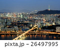 ソウル夜景 26497995