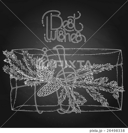 Graphic gift packageのイラスト素材 [26498338] - PIXTA