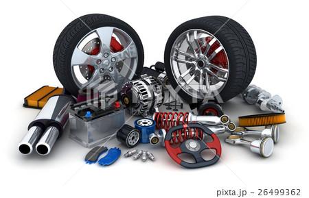 Car parts 26499362