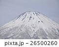 北海道 羊蹄山 蝦夷富士の写真 26500260