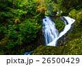 潜竜ヶ滝の紅葉 26500429