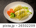 ロールキャベツ 肉料理 洋食の写真 26502209