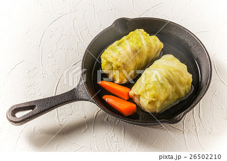 ロールキャベツ  Cabbage roll Turkey dish 26502210