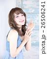 女性 ワンピース 1人の写真 26506241