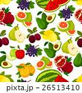 くだもの フルーツ 実のイラスト 26513410