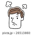 顔 表情 ベクターのイラスト 26513860