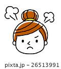 顔 表情 ベクターのイラスト 26513991