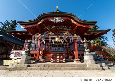 武蔵御嶽神社拝殿 26524682