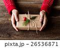 プレゼント 贈り物 BOXの写真 26536871