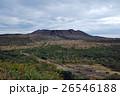 三原山 火山 山の写真 26546188