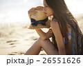 南国への旅行 ビーチ 26551626