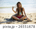 南国への旅行 ビーチ 26551678