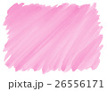 pink watercolor background with frayed edges 26556171