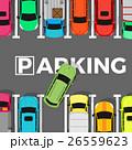 駐車 ベクトル 場所のイラスト 26559623