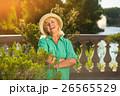 老人 シニア 年上の写真 26565529