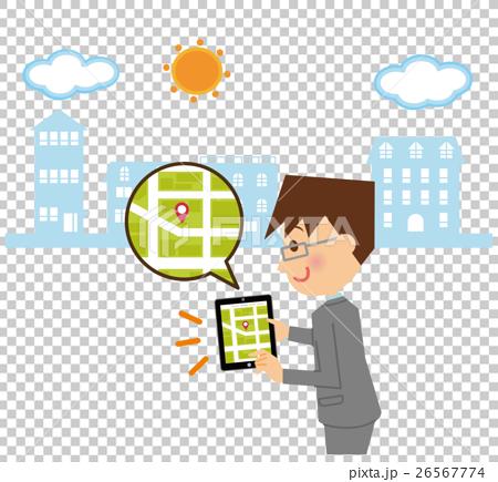 平板 便箋簿 平板電腦 26567774