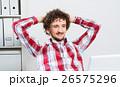 男 PC ノートパソコンの写真 26575296