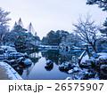 兼六園の雪景色 26575907