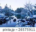 兼六園の雪景色 26575911