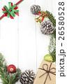 クリスマス デコレーション 装飾の写真 26580528