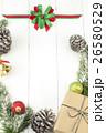 クリスマス デコレーション 装飾の写真 26580529
