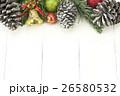 クリスマス デコレーション 装飾の写真 26580532