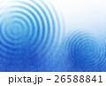 水面【和風背景・シリーズ】 26588841