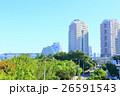 マンションと新緑 【東京・お台場】 26591543