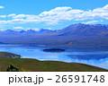 マウントジョン テカポ湖 風景の写真 26591748