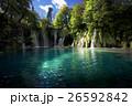 水 滝 緑の写真 26592842