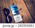 鑑賞券 前売券 3Dメガネの写真 26593891