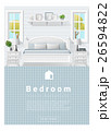 Interior design Modern bedroom banner 9 26594822