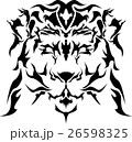 ライオン タトゥー 26598325