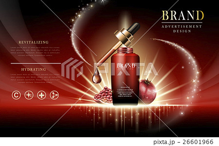 pomegranate essence concentrate ad 26601966