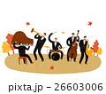 バンド 枯れ葉 グループ 26603006