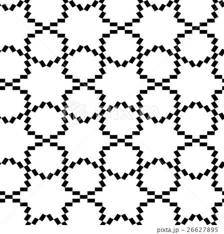 Vector geometric seamless patternのイラスト素材 [26627895] - PIXTA