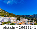 【スペイン】ミハスの白い村 26629141