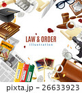 Law And Order Frame Composition Poster  26633923