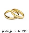 金 黄金 金色のイラスト 26633988