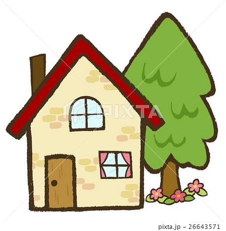 レンガの家 26643571