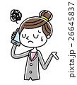 ベクター 電話 スマートフォンのイラスト 26645837
