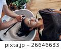 美容室 シャンプー 26646633