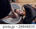 美容室 シャンプー 26646635