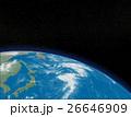 地球3DCG perming3DCG160812 イラスト素材 26646909
